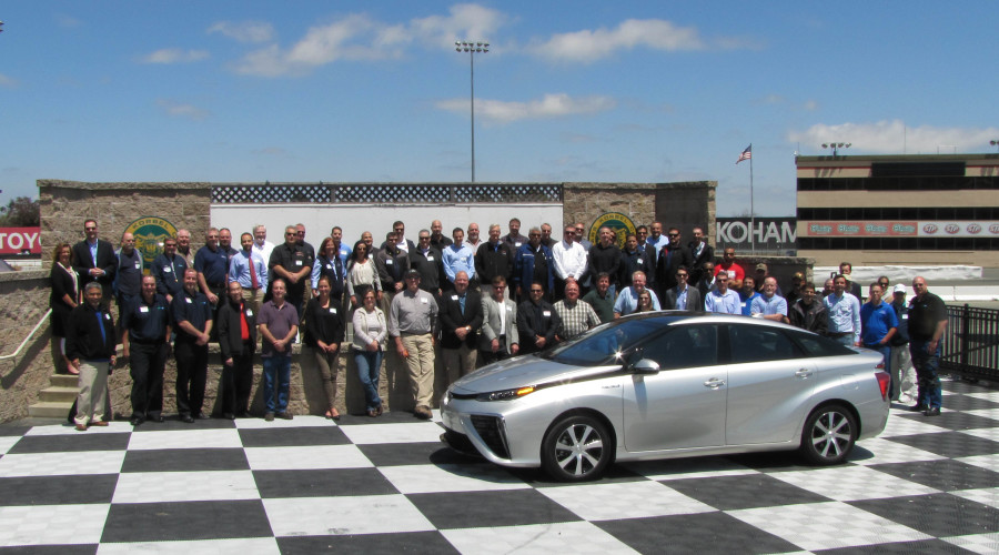 Northern California Chapter Event at Sonoma Raceway – May 19th