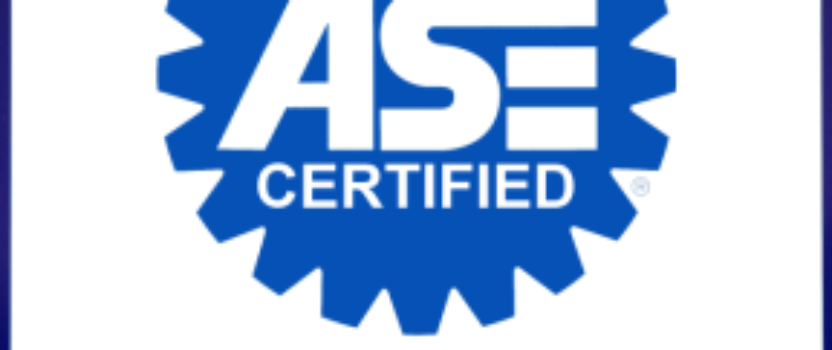 City of Columbus – 9th Consecutive Year For National ASE Blue Seal Recognition